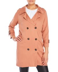 English Factory - Flow Trench Coat - Lyst