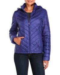 Weatherproof - Packable Ultra Light Down Short Jacket - Lyst