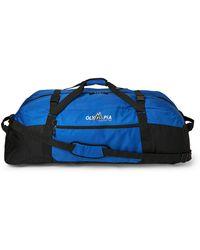 Olympia - Royal Blue Sports Duffel Bag - Lyst