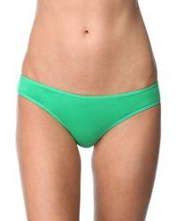 Rene Rofe - Cotton Bikini Panty - Lyst