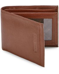 Perry Ellis Portfolio - Jackson Leather Removable Id Passcase Wallet - Lyst