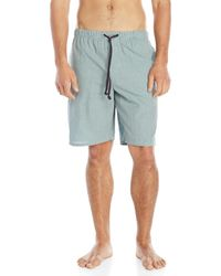 CALVIN KLEIN 205W39NYC - Woven Pajama Shorts - Lyst