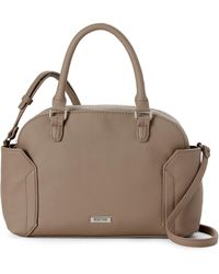 Kenneth Cole Reaction - Parkchester Top Handle Satchel - Lyst