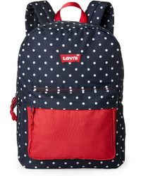 Levi's - Polka Dot Backpack - Lyst