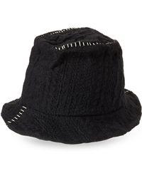 Transit Uomo - Moldable Hat - Lyst