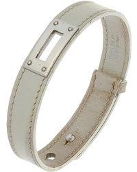 Hermès - Leather Bracelet - Vintage - Lyst