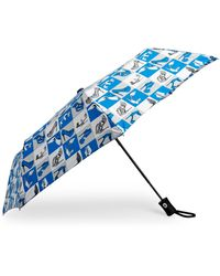 Steve Madden - Printed Auto Open Umbrella - Lyst