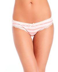 Rene Rofe - Sweet N Sexy Bikini Panty - Lyst