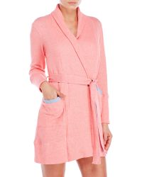 Jane And Bleecker - Vintage French Terry Robe - Lyst