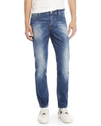 Versus - Tapered Jeans - Lyst