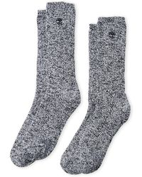 Timberland - 2-Pack Outdoor Leisure Crew Socks - Lyst