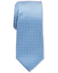 Ben Sherman - Irving Micro Dot Silk Tie - Lyst