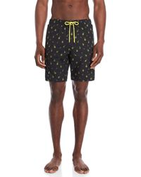 Sovereign Code - Printed Cannonball Swim Trunks - Lyst
