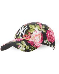 47 Brand - Floral Rosalyn New York Yankees Cap - Lyst