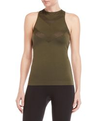 a92970233c0676 Climawear - Perforated Perfection Tank - Lyst