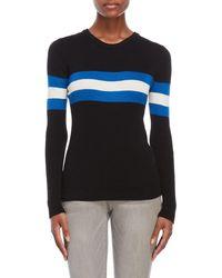 Derek Heart - Chest Stripe Sweater - Lyst