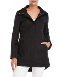 Ivanka Trump - Hooded Poplin Jacket - Lyst