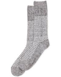 Max Mara - Eyelash Socks - Lyst