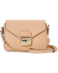 Longchamp - Natural Le Pliage Heritage Small Crossbody - Lyst