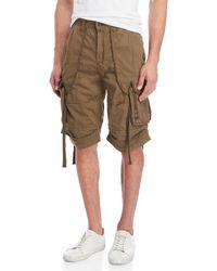 PRPS - Adventure Cargo Shorts - Lyst