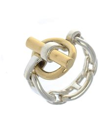 Hermès - Chaine D'ancre Ring - Vintage - Lyst