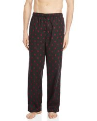 Tommy Hilfiger - Woven Pajama Pants - Lyst