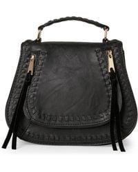 Urban Expressions - Black Khloe Mini Bag - Lyst