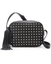 Imoshion - Black Kais Studded Crossbody - Lyst