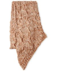 Laundry by Shelli Segal | Boucle Knit Scarf | Lyst