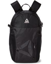 Reebok - Black Jade Yoga Mat Backpack - Lyst