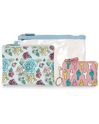 Under One Sky - Desert & Rose Perfect Wristlet Trio - Lyst