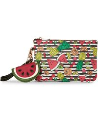 Under One Sky - Mixed Fruit Perfect Wristlet - Lyst