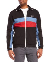 Barney Cools - B.quick Stripe Jacket - Lyst