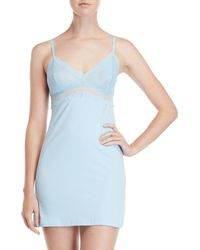 Cosabella - Dolce Lace Cup Babydoll Chemise - Lyst