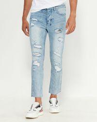Ksubi - Chitch Chop Rip N' Nic Jeans - Lyst