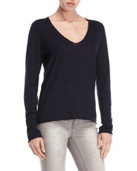 Zadig & Voltaire - Wool Embellished Skull Sweater - Lyst