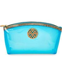 Macbeth Collection - Aqua Grab & Go Cosmetic Bag - Lyst