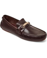 Cole Haan - Java Summers Leather Bit Drivers - Lyst