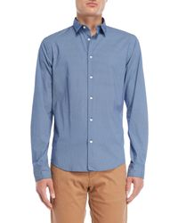 Scotch & Soda - Minidot Sport Shirt - Lyst