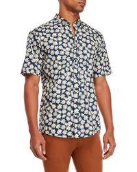 Publish - Aleks Button-down Shirt - Lyst