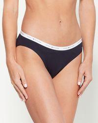Tommy Hilfiger - Two-pack Classic Cotton Bikini Panty - Lyst