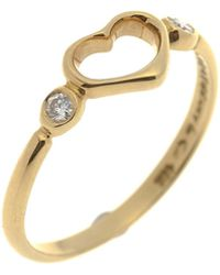 Tiffany & Co. - Peretti Open Heart Ring - Vintage - Lyst