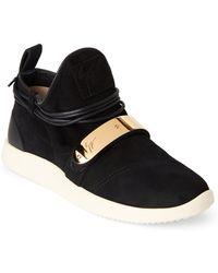 Giuseppe Zanotti - 'hayden' Sneakers - Lyst