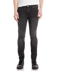 Cheap Monday - Cosmo Black Skinny Jeans - Lyst