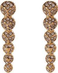 House of Harlow 1960 - Gold-tone Crawler Earrings - Lyst