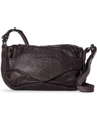 Liebeskind - Nairobi Black Matala Shoulder Bag - Lyst