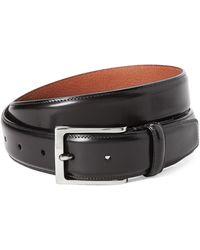 Trafalgar Vincenzo Leather Belt - Multicolor