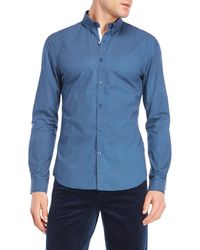 Moods Of Norway - Johnny Slim Fit Shirt - Lyst