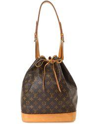 Louis Vuitton - Noe Monogram Bucket Bag - Vintage - Lyst