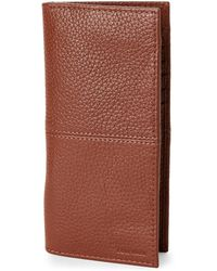 Cole Haan - Leather Breast Pocket Wallet - Lyst